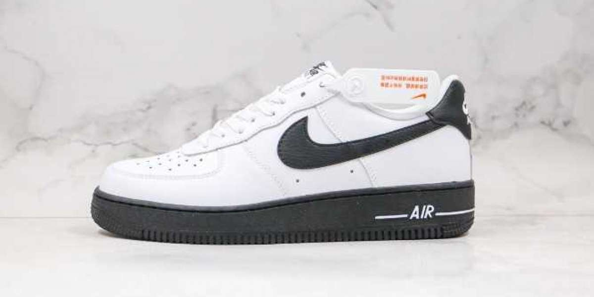 Where to buy Nike Air Force 1 Low University Black?